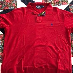 Polo by Ralph Lauren Custom Fit polo L